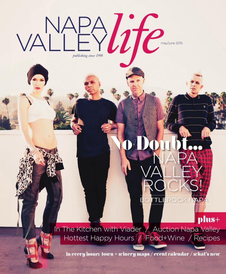 10eaec5930f32f Napa Valley life Magazine - May June 2015