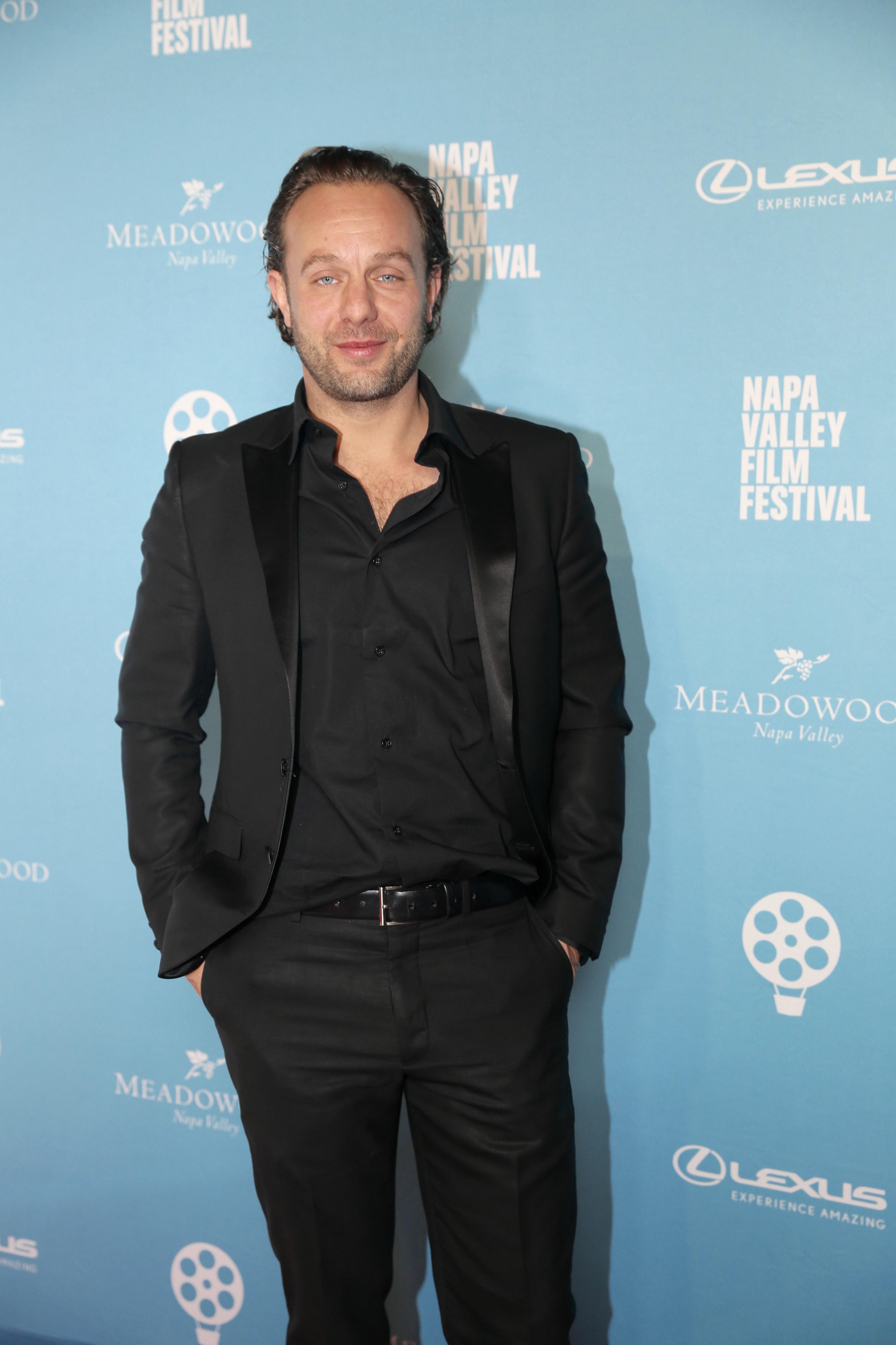 Favorite Actor winner, Sebastian Streets