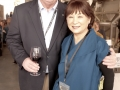 Mattera Cunat Winery owners  Brian and Miki Cunat