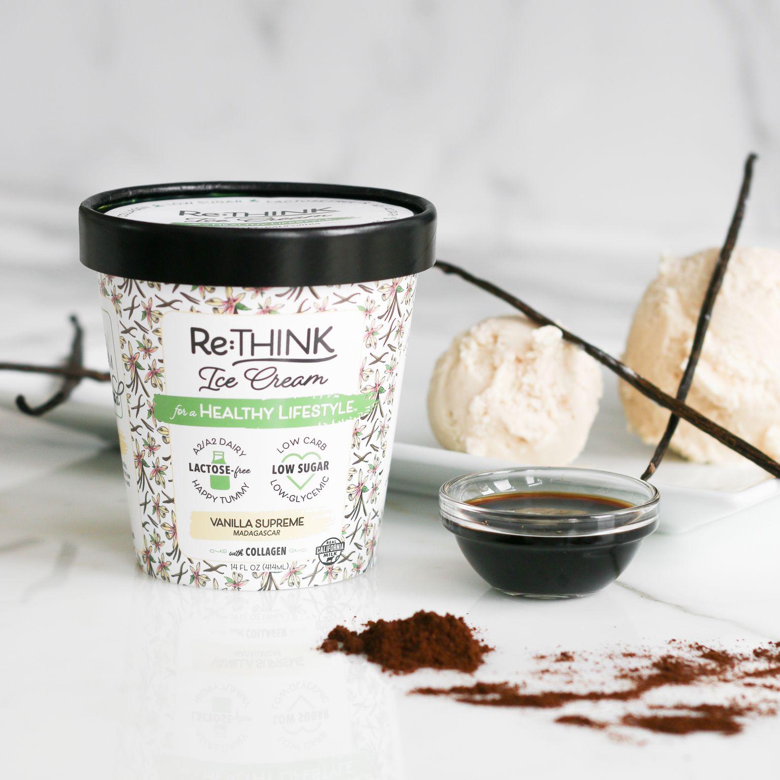 Re: THINK Ice Cream - Vanilla Supreme