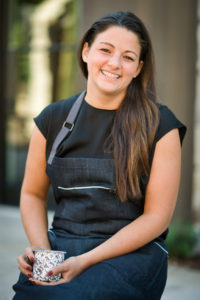 Chef Sarah Heller Photo by Bob McClenahan