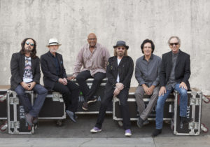 Tome Petty & The Heartbreakers@Sony Pictures Studio, Culver City.  Photo by Joel Bernsteinmed.