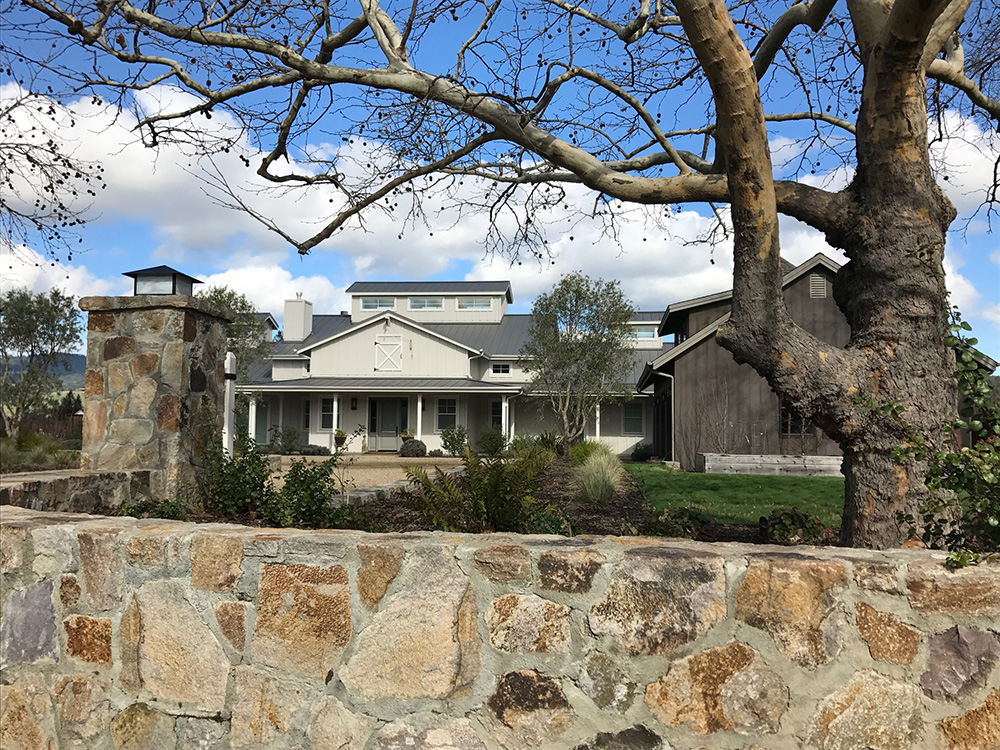 Napa Valley Home U0026 Garden Tour Features Five St. Helena Homes