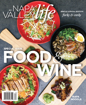 Food& Wine 2017 Cover