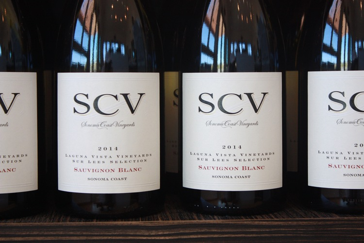 2014 scv sauvignon blanc laguna vista vineyards sonoma coast 24 per bottle sonoma coast vineyards is tucked away on the edge of the california coast