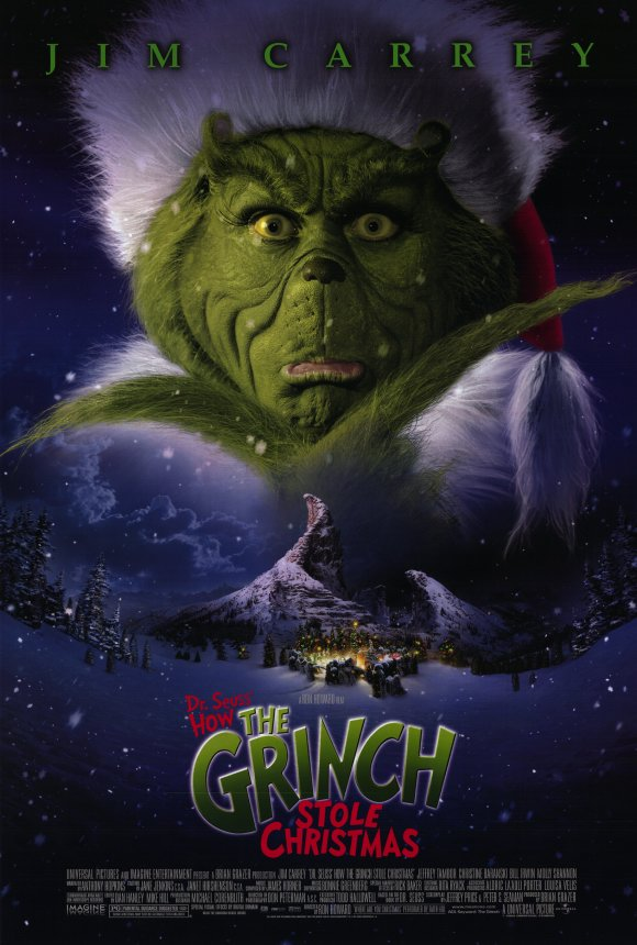 Yountville Holiday Movie Series featuring: How the Grinch Stole Christmas -  Napa Valley Life Magazine