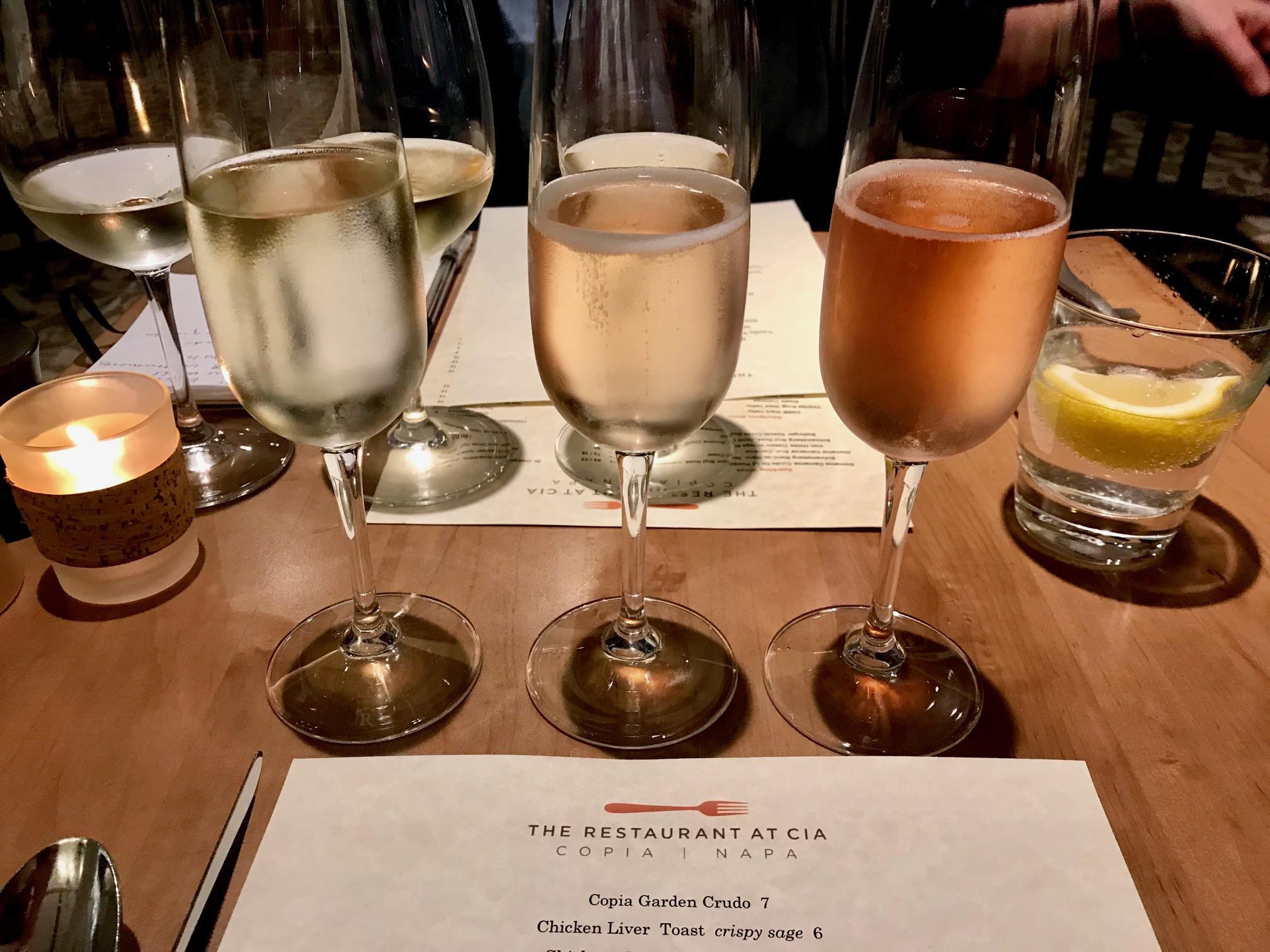 Restaurant CIA Copia Turns One - Napa Valley Life Magazine