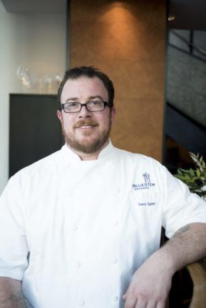 Chef Trevor Ogden