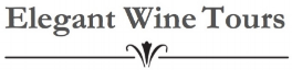 Elegant wine tour logo