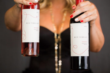 Red thread wines