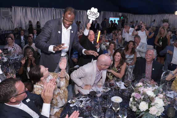 $7 Million Raised at the 2019 V Foundation Wine Celebration