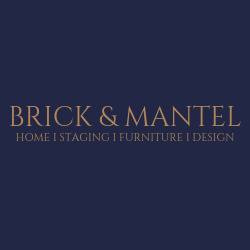 brick and mantel logo