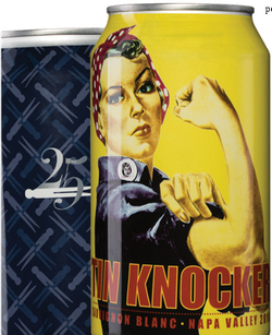 canned wine