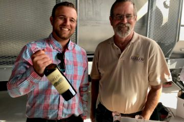 Zachery Smith of Barlow Vineyards