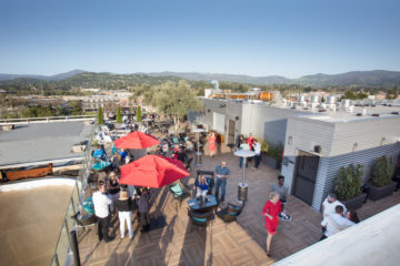 Sky & Vine Rooftop Bar