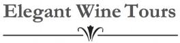 Elegant wine tour logo