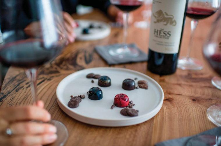 HESS Wine