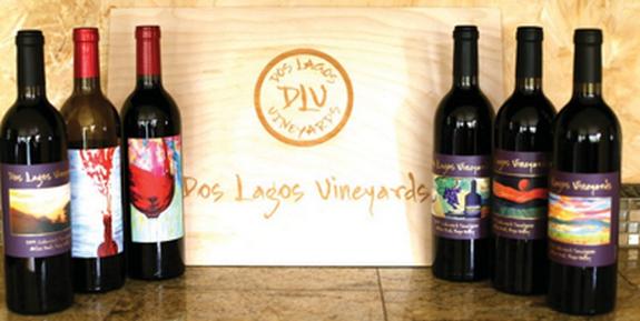 dos lagos wine
