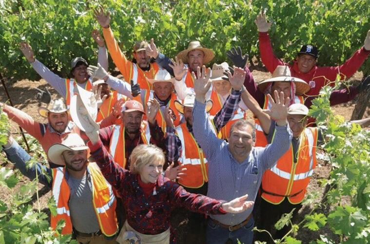 Tierra Roja Vineyard