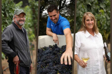 laird winemaking team