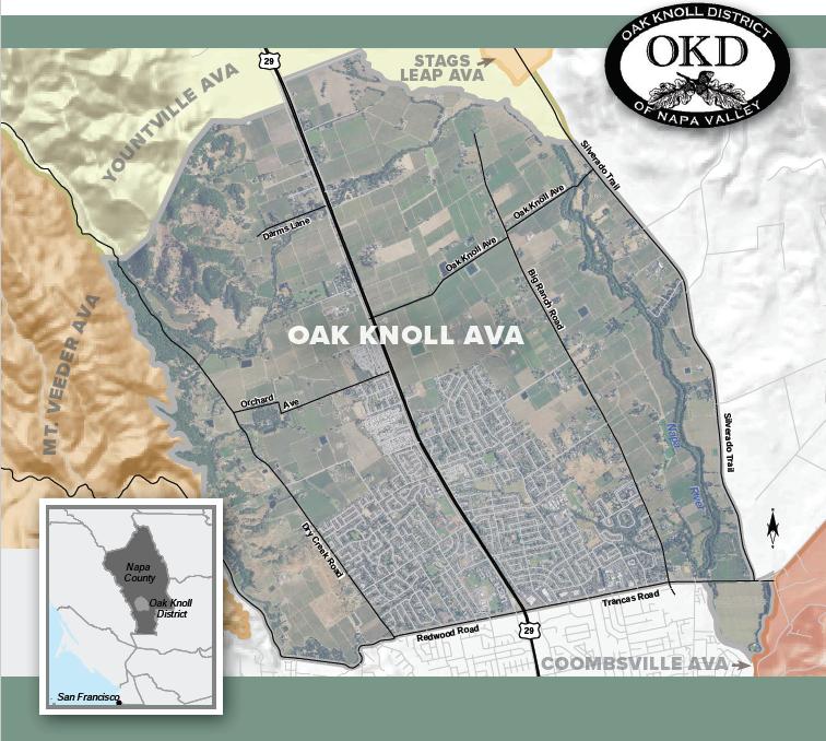 oak knoll ava
